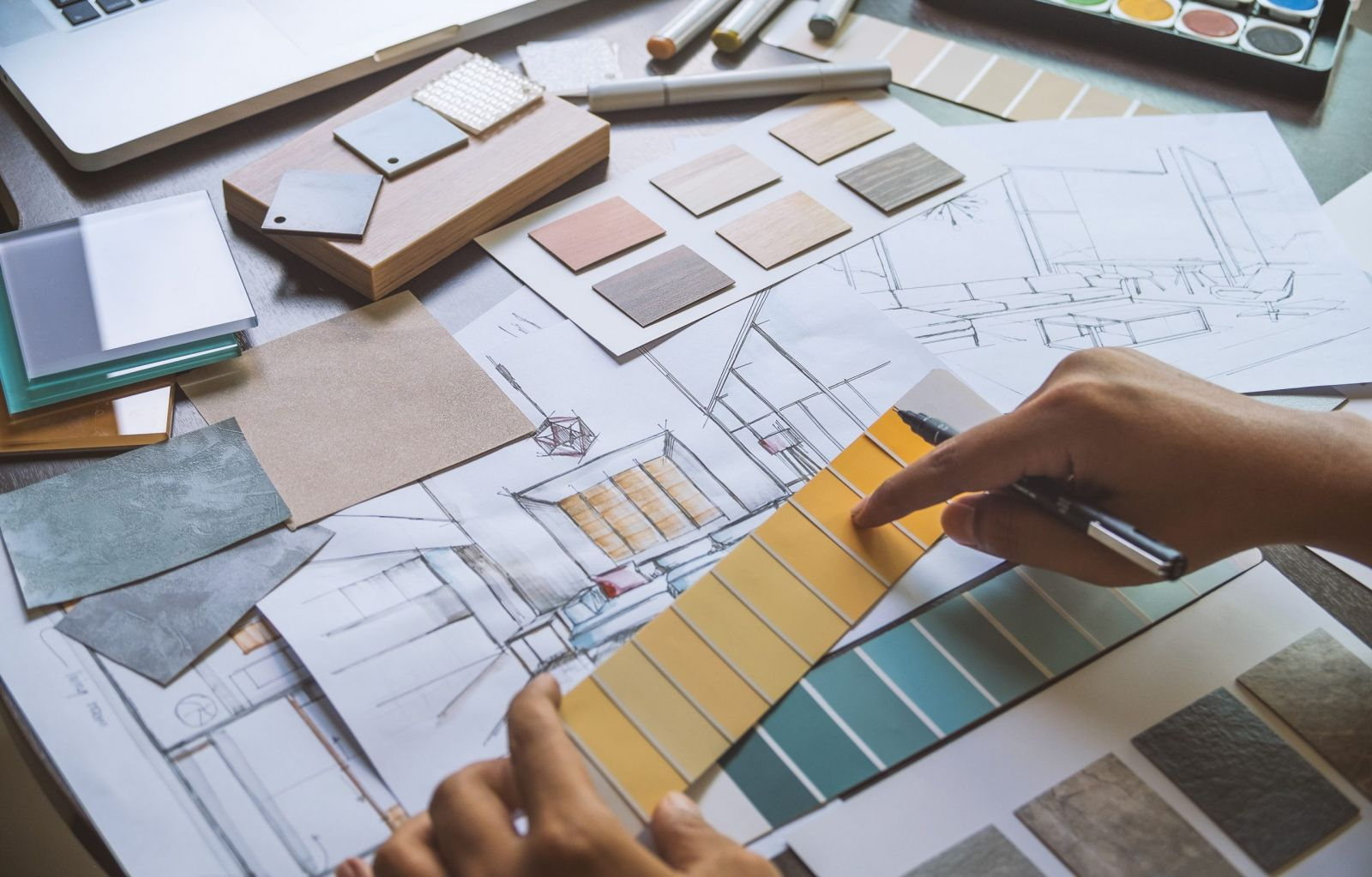 Planning Interieurarchitect